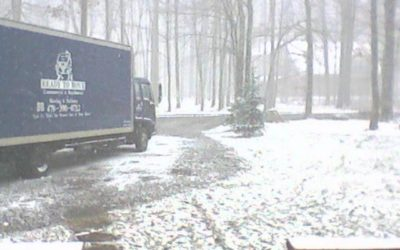 Tips for Moving in Cold Weather